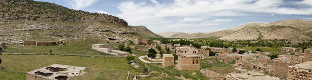 Killit (Dereiçi), the Suryani Village, Mardin Stock Photos