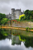 Killkenny Castle, Ιρλανδία Στοκ Φωτογραφίες