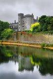 Killkenny slott, Irland Arkivfoton