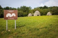 Killybegs Ståndsmässiga Donegal ireland fotografering för bildbyråer