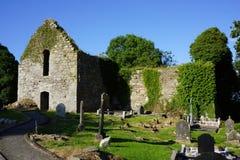 Killydonnell munkkloster Royaltyfri Fotografi