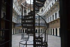 Kilmainham-Gaol in Dublin Lizenzfreie Stockbilder