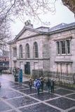 Kilmainham-Gaol, ein ehemaliges Gefängnis in Kilmainham, Dublin, Irland Lizenzfreie Stockfotografie