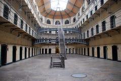 Kilmainham Gaol - vieille prison de Dublin Image libre de droits