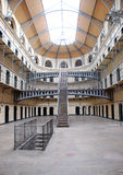 Kilmainham Gaol - vieille prison de Dublin Photo stock