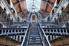 KilmainhamGaol, Dublin, Irland Lizenzfreies Stockfoto