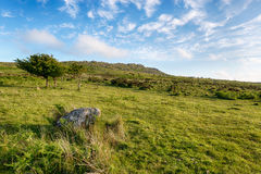 Kilmar Tor Royalty Free Stock Images