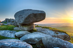 Kilmar Tor Royalty Free Stock Image