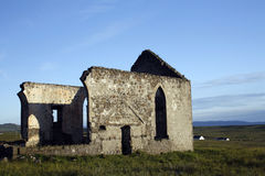 Kilmuir Church Royalty Free Stock Photos