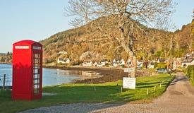 Kilmuir, seaboard village in Black Isle Royalty Free Stock Photos