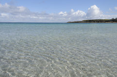 Kilmurvey Beach, Inishmore, Aran Island, Ireland, Europe Stock Photos
