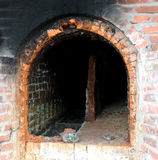 A kiln in the pottery Royalty Free Stock Photos