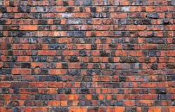 Kilnker brick wall Stock Image