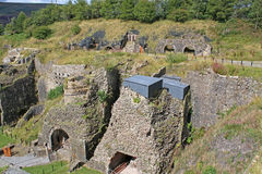 Kilns at Blaenaon Stock Photography