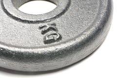 Kilogramm Gewicht Lizenzfreies Stockfoto