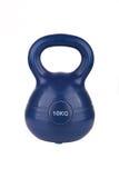 10 kilogrammes de kettlebell Images stock