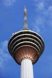 Kiloliter-Kontrollturm Stockfoto