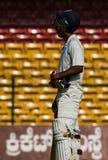 Kiloliter Rahul Cricketer Lizenzfreies Stockbild