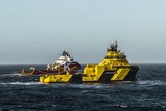 Kilolitro Sandefjord y Magne Viking Foto de archivo libre de regalías
