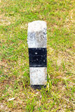 Kilometer Markierung Stockbilder