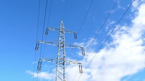 110 kilovolt Electric Power Pylon