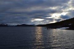 Kilpisjärvi Stock Photos