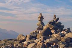Kilpisjarvi Fotografía de archivo libre de regalías