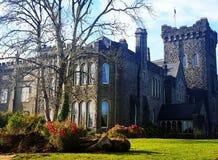 Kilronan Castle stock photo