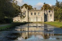 Kilruddery之家和庭院。 爱尔兰 免版税库存图片
