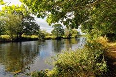 Kilsheelan Río Suir Fotografía de archivo libre de regalías