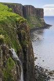 Kilt Rock Royalty Free Stock Photo