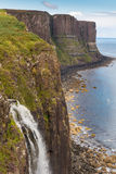 Kilt Rock Stock Images