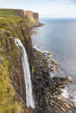 Kilt Rock Royalty Free Stock Photography