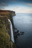 Kilt Rock, Skye Royalty Free Stock Photo