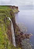 Kilt Rock Royalty Free Stock Photos