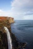 Kilt waterfall Stock Images