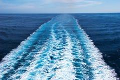 Kilwateru statek wycieczkowy Fotografia Royalty Free