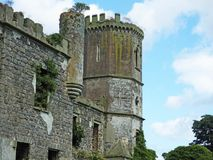 Kilwaughter Castle royalty free stock photos