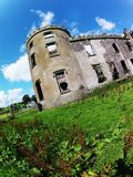 Kilwaughter Castle royalty free stock images