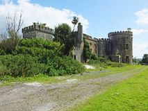 Kilwaughter Castle royalty free stock photography