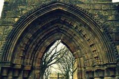 Kilwinning-Abtei Stockfotos