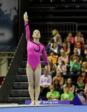 Kim Bui. Germany's Kim Bui during a qualifying competition for the 2012 Olympic games in London England Stock Photos