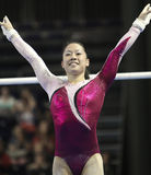 Kim Bui. Germany's Kim Bui during a qualifying competition for the 2012 Olympic games in London England Stock Photo