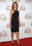 Kim Dickens. LOS ANGELES, CA - JANUARY 25, 2015: Kim Dickens at the 26th Annual Producers Guild Awards at the Hyatt Regency Century Plaza Hotel Royalty Free Stock Images