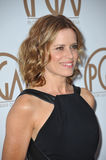 Kim Dickens. LOS ANGELES, CA - JANUARY 25, 2015: Kim Dickens at the 26th Annual Producers Guild Awards at the Hyatt Regency Century Plaza Hotel Royalty Free Stock Photography