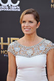 Kim Dickens. LOS ANGELES, CA - NOVEMBER 14, 2014: Kim Dickens at the 2014 Hollywood Film Awards at the Hollywood Palladium Royalty Free Stock Photography