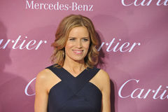 Kim Dickens. PALM SPRINGS, CA - JANUARY 6, 2015: Kim Dickens at the 2015 Palm Springs Film Festival Awards Gala at the Palm Springs Convention Centre Royalty Free Stock Images