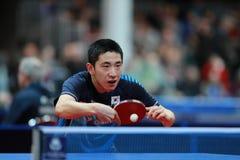 KIM Donghyun dos revés de Coreia Foto de Stock
