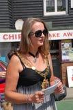 Kim Forward, Hastings Stock Images