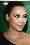 Kim Kardashian Fotos de archivo libres de regalías